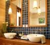卫浴样板间