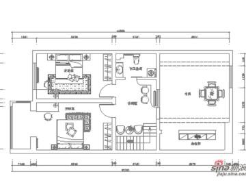 昆峰里-四室三厅二卫一厨-现代简约53