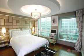 新古典 四居 卧室 公主房图片来自用户1907701233在220平老房变身新古典风格美家10的分享
