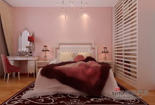 简约 三居 卧室图片来自用户2745807237在华丽の'变身'88的分享