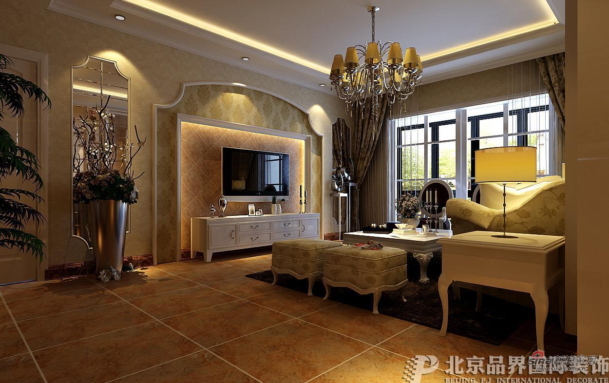 简约 四居 客厅图片来自用户2557979841在奥园康城 147平  简约风格85的分享