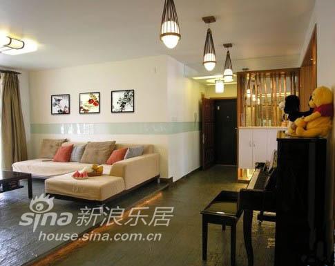 中式 三居 客厅图片来自wulijuan_16在是有福设计-中式32的分享