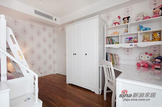 简约 三居 书房图片来自用户2737735823在11万打造108平方时尚简约三居室30的分享
