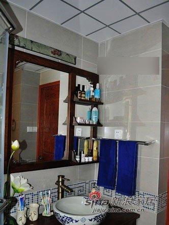 中式 二居 卫生间图片来自用户1907696363在淑女打造68平新潮中式闺房12的分享