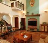 330平米美式乡村风格舞者之家-赛洛公馆