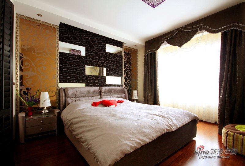 简约 三居 卧室图片来自用户2737786973在黑白森林28的分享