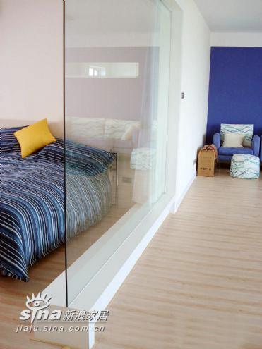 简约 复式 卧室图片来自用户2737735823在东山风景日光79的分享