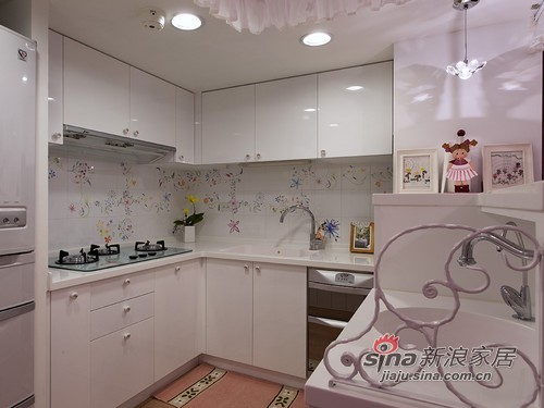 田园 二居 厨房图片来自用户2557006183在小资女2居公主房6万搞定80的分享