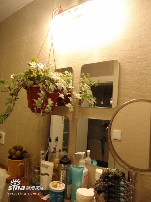 简约 三居 卫生间图片来自用户2738813661在三室两厅经典装修案例 甜蜜港湾绽放温馨132的分享