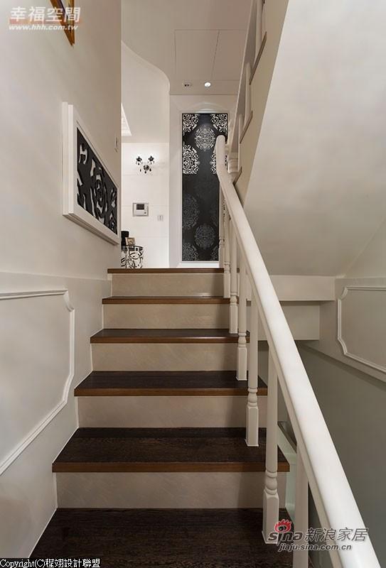 新古典 别墅 楼梯图片来自用户5652705438在默认专辑的分享