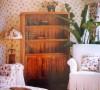 不同的落地植物跟不同的家具风格搭配会有不同的效果,现代风格、田园风格……