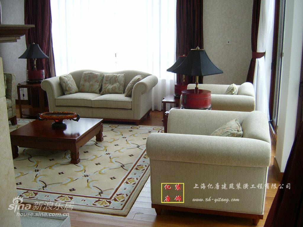 欧式 别墅 客厅图片来自用户2757317061在康桥生活13的分享