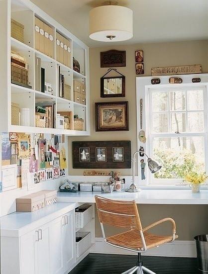 书房 白色图片来自用户2748509701在书柜座椅的分享