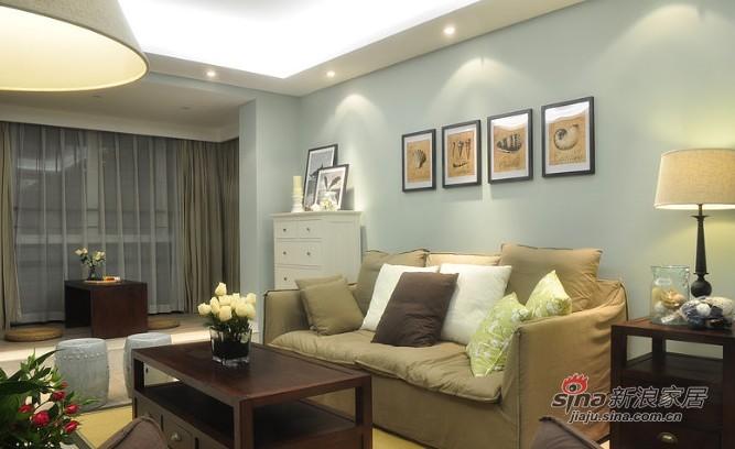简约 loft 客厅图片来自用户2737735823在80平米loft装修成现代简约风格,80后美窝68的分享