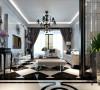 金印现代城127平三室两厅新古典风格48