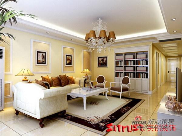 简约 四居 书房图片来自用户2737759857在顺义新港家园欧式爱家13的分享