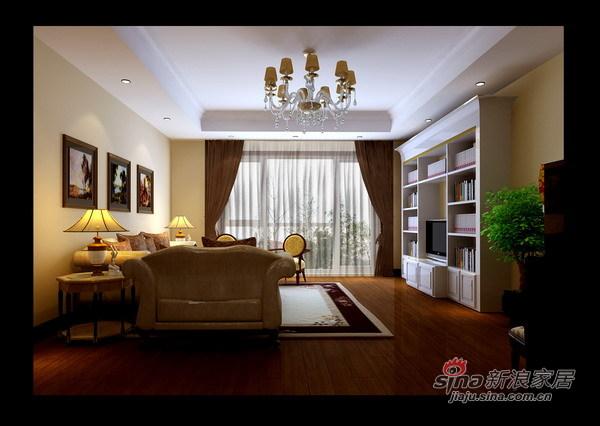 其他 二居 客厅图片来自用户2557963305在简欧+乡村田园混搭72的分享