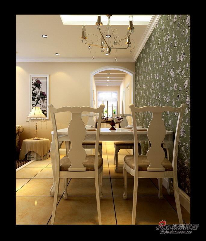 田园 二居 餐厅图片来自用户2557006183在简约田园小家23的分享