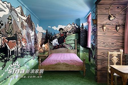其他 其他 卧室图片来自用户2557963305在40款个性十足新奇家居(五)93的分享