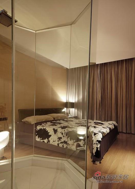 欧式 三居 卧室图片来自用户2557013183在46万造就168平北欧简约风 简朴而不失典雅59的分享