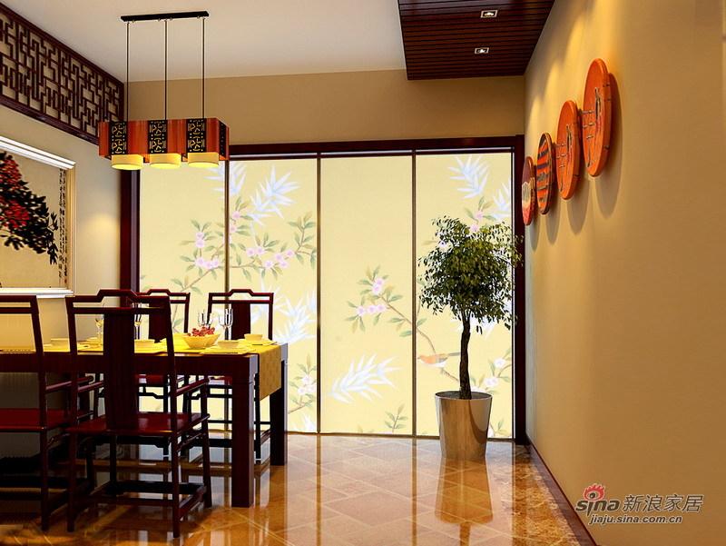 中式 四居 餐厅图片来自用户1907661335在我的专辑302567的分享