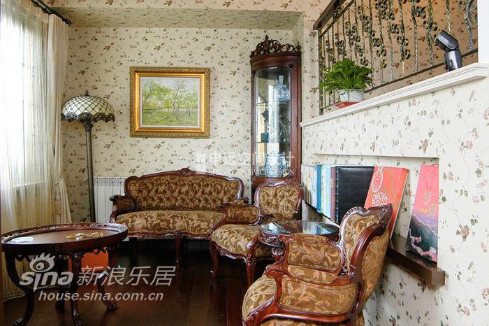 欧式 别墅 书房图片来自用户2772873991在棕榈滩别墅76的分享