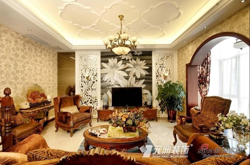 美式 三居 客厅图片来自用户1907685403在美式小风格设计79的分享