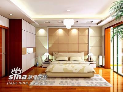 其他 其他 卧室图片来自用户2771736967在省钱装修 16款清新大方简单现代家装案例88的分享