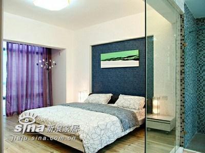 简约 其他 卧室图片来自用户2745807237在御景华城示范单位-SOHO现代75的分享