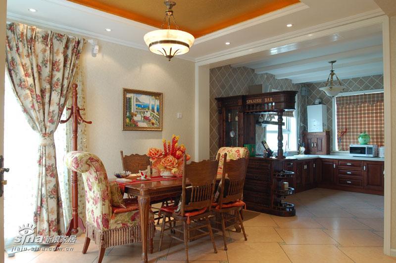 欧式 别墅 餐厅图片来自用户2746869241在美式乡村27的分享
