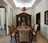 远洋庄园-四居室-253㎡-装修设计