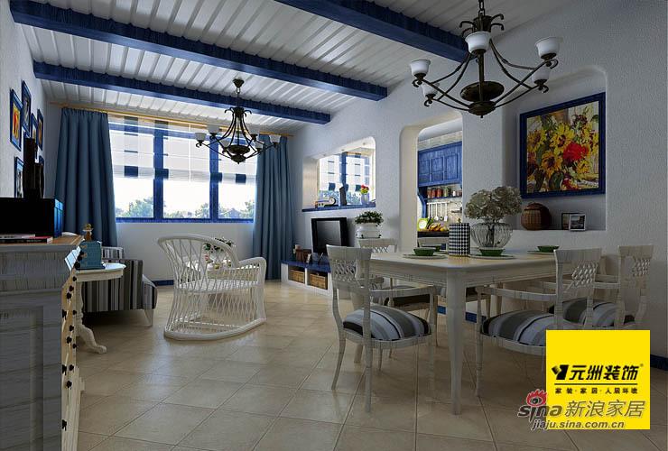 地中海 三居 客厅图片来自用户2757320995在海洋风情40的分享