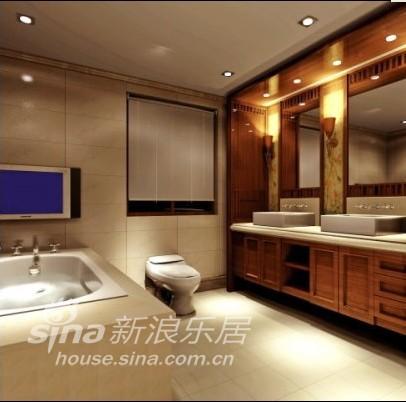 中式 别墅 卫生间图片来自用户2757926655在江南华府73的分享
