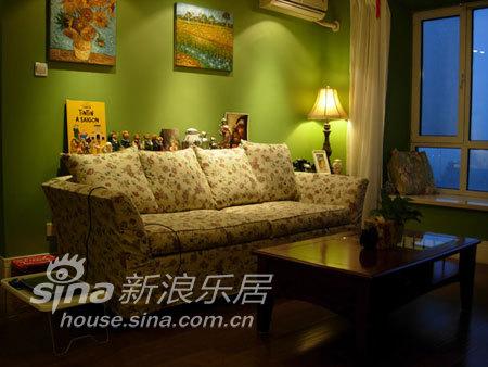 简约 一居 客厅图片来自用户2738093703在嫩色小屋268的分享