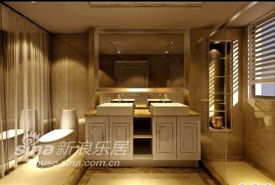 欧式 别墅 卫生间图片来自用户2557013183在奢华风尚71的分享