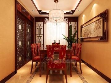 天津城市人家 中式风情51