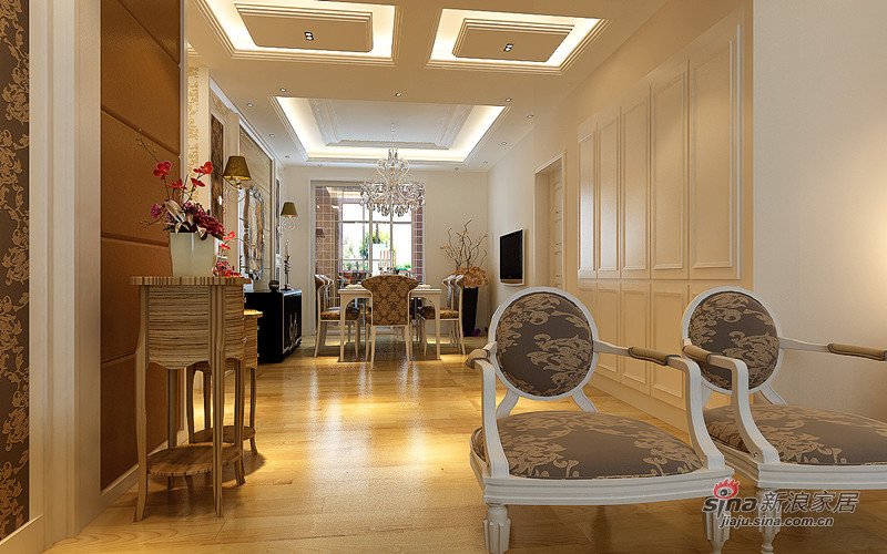 欧式 三居 客厅图片来自用户2746889121在用房子纪念爱情  新婚夫妻8万装出华丽感56的分享