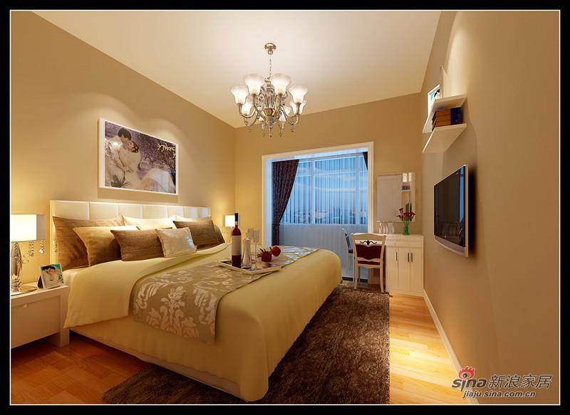 简约 二居 卧室图片来自用户2738829145在我的专辑574815的分享