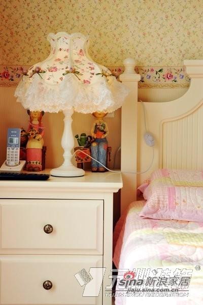卧室-元洲装饰-4008981997