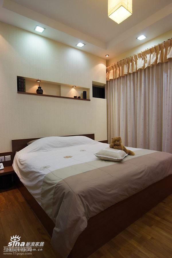 中式 三居 卧室图片来自wulijuan_16在楠竹与绿叶构建de东方田园95的分享
