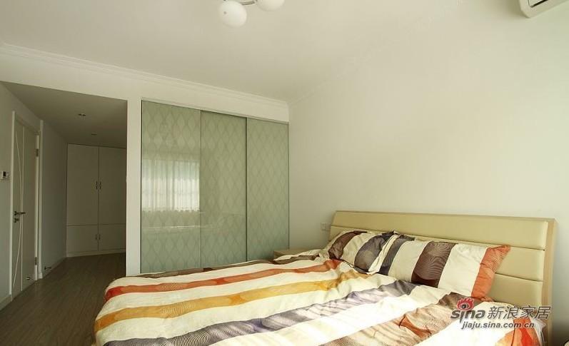 简约 三居 卧室图片来自用户2737735823在80后省钱5.5万装105平温馨小窝59的分享