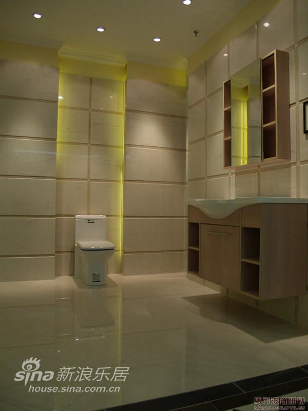 地中海 复式 卫生间图片来自用户2757320995在现代简约风格-马可波罗50的分享