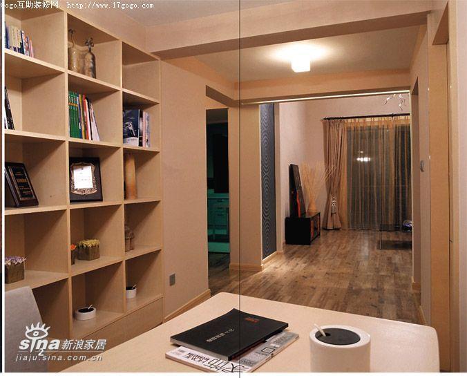 其他 复式 客厅图片来自用户2558746857在设计师的家:亦冷亦暖,张弛有道二71的分享