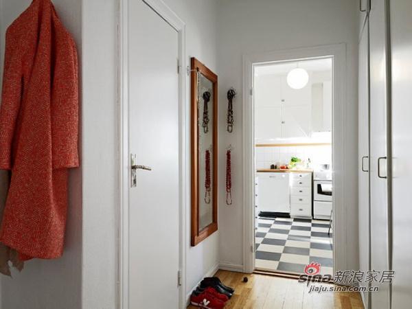 简约 二居 衣帽间图片来自用户2745807237在森林风 62平米干净舒适的优雅单身公寓30的分享