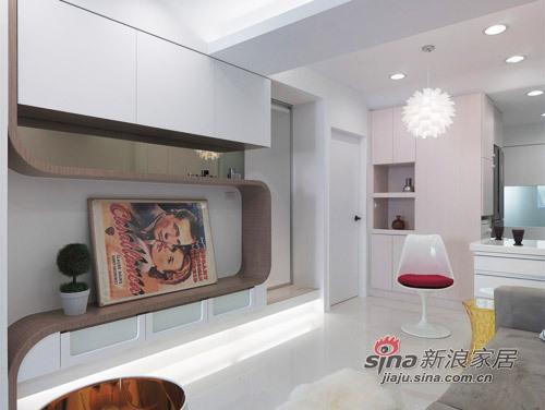 其他 其他 客厅图片来自用户2771736967在86平白色清晰大方简约二居室14的分享