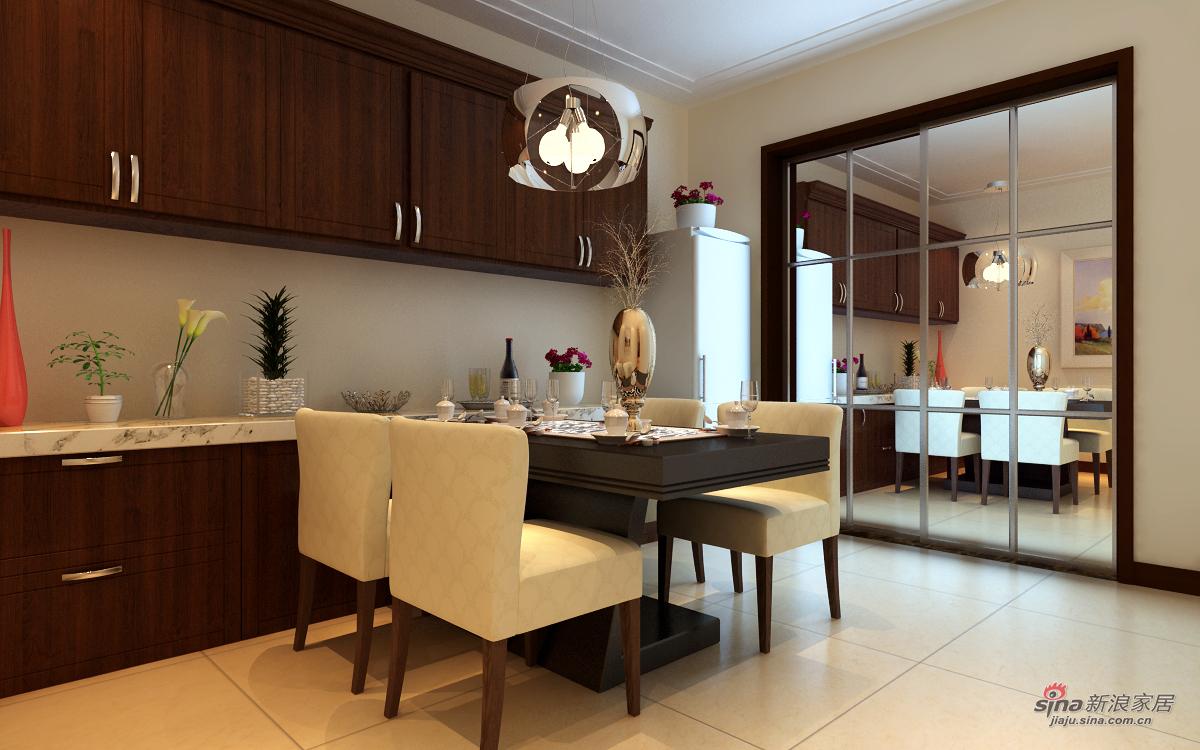 欧式 四居 餐厅图片来自用户2745758987在四居室豪华欧式组图22的分享