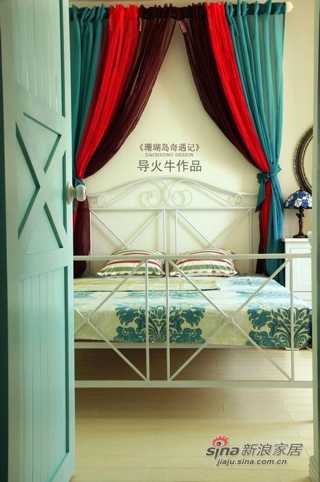 田园 三居 卧室图片来自用户2557006183在珊瑚岛奇遇记391的分享