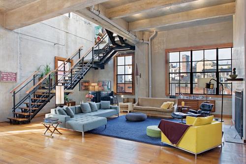 客厅 loft图片来自用户2772873991在loft的分享
