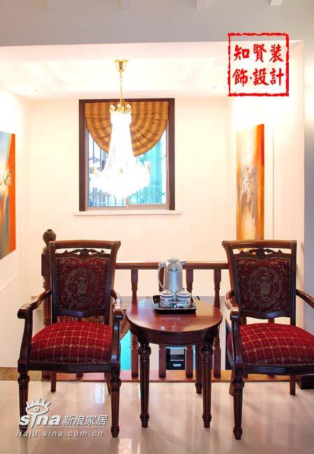 欧式 四居 客厅图片来自用户2557013183在知贤装饰二26的分享