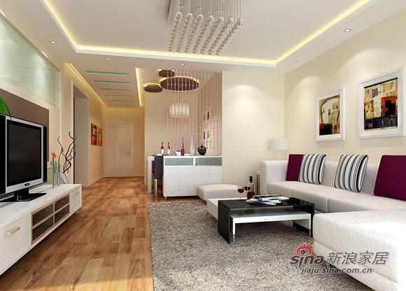 简约 二居 客厅图片来自用户2738820801在简约设计抢先看94的分享